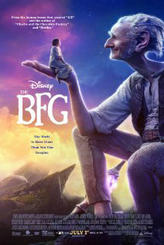 The BFG showtimes and tickets