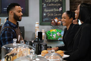 Tiffany Haddish and Tyler Perry Introduce Exclusive 'Nobody's Fool' Clip: Coffee Cup
